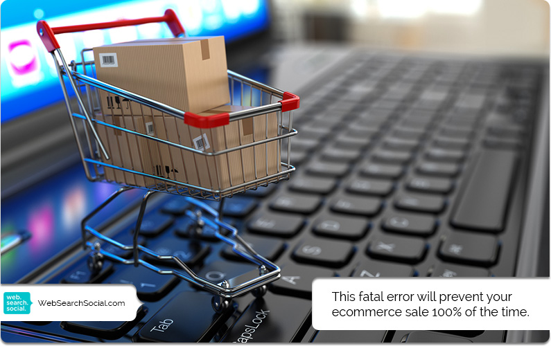 7 Tips To Close The Ecommerce Deal Before Your Customer Closes The Browser: Tip #6 (It's All About The Cart)