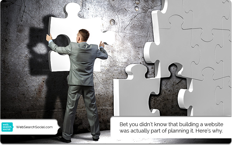 Want A Good Website? 5 Planning Steps That Will Help You Build For Success. Step 5: Build It