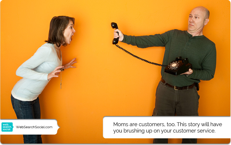Listen To Your Mother: Advice For Offering Customer Service