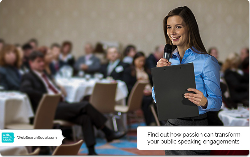 Public Speaking For Fun And Profit: Using Your Passion To Create Your Brand