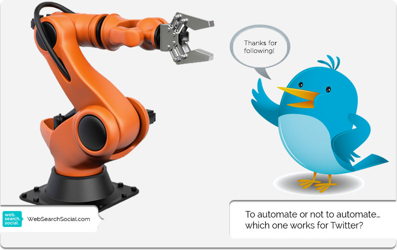 Does Twitter Engagement Fail When It's Automated?