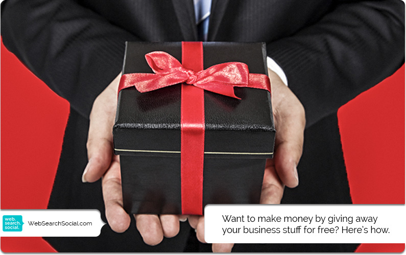 14 Ways To Make The Sale Instead Of Giving It To The Competition Tip 14: Give It Away