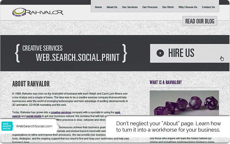 Build A Better Website: 11 Tips For Writing A Great About Page