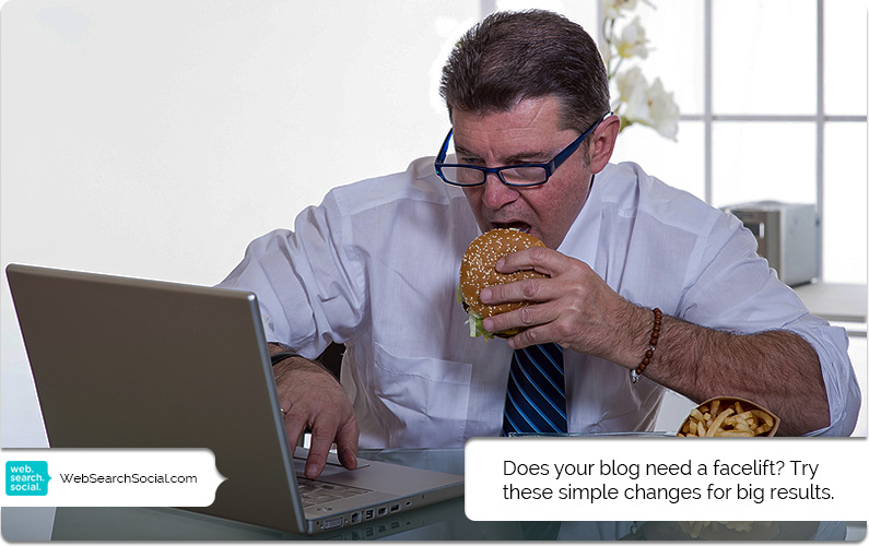 9 Easy Things You Can Do (Mostly) Before Lunch To Improve Your Blog
