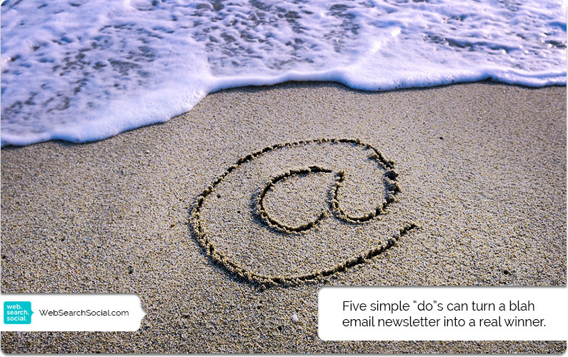 Is Your Email Template Killing Your Email Marketing Campaign? 5 Ways To Whip It Into Shape.