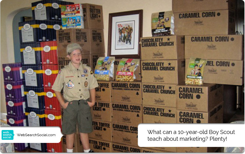 The Marketing Prodigy Returns: 5 Questions with Donovan the Popcorn Scout