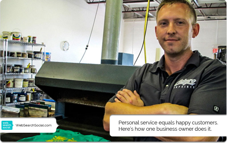 5 Questions With Peter Demaree: Custom Tees Plus Personal Service Equals Very Happy Customers