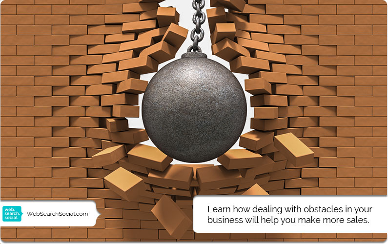 Tear Down That Wall! Overcoming Obstacles In Your Marketing