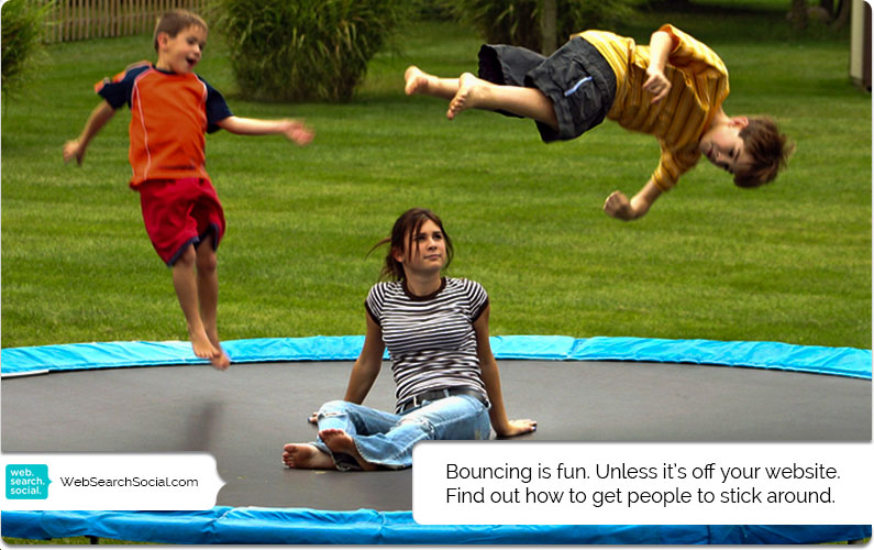Build A Better Website: Take Your Home Page From Trampoline To Magnetic Selling Tool