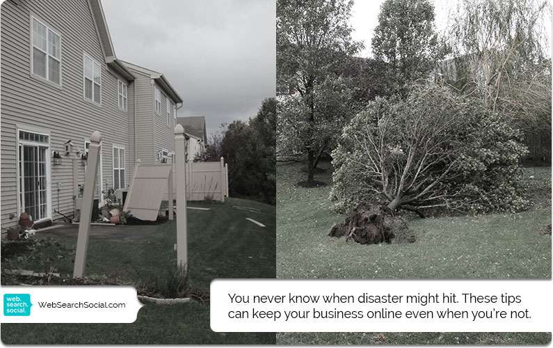Marketing And Business Initiatives That Can Help Mitigate The Effects Of A Natural Disaster
