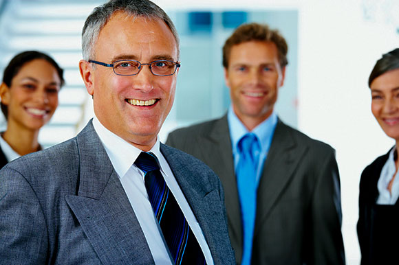 Generic Business People Photo