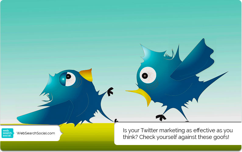 Hey Businesses, You're Doing Twitter Wrong!