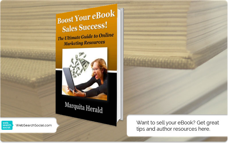 On The Bookshelf: Boost Your eBook Sales Success By Marquita Herald