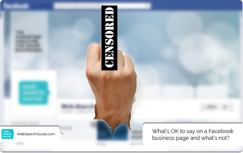 Don't Let Your Facebook Business Page Be An Embarrassment To Your Company