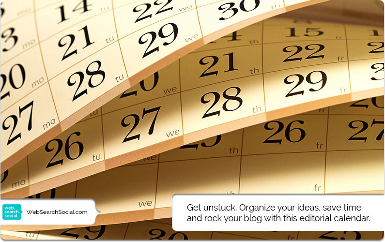Steal This Editorial Calendar. Your Blog Will Thank You.