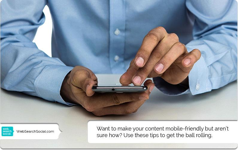 4 Ways To Make Your Content More Mobile-Friendly