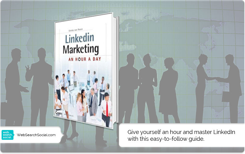 On The Bookshelf: LinkedIn Marketing: An Hour A Day By Viveka Von Rosen