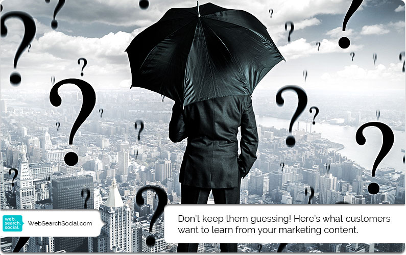 Questions That Readers Want Answered In Your Marketing Content
