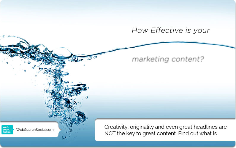 The Most Important Characteristic Of Great Marketing Content Is…