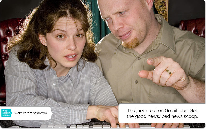 The Great Gmail Tab Debate: Cool Organizational Tool Or Marketing Doom?
