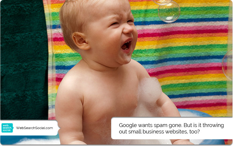 Google, The Baby And The Bathwater: And Now What Do We Do About SEO?
