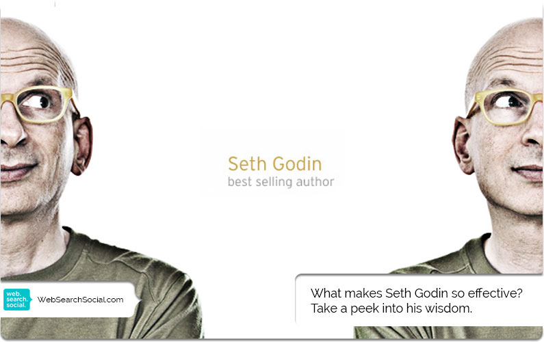 Why Do We Trust Seth Godin?