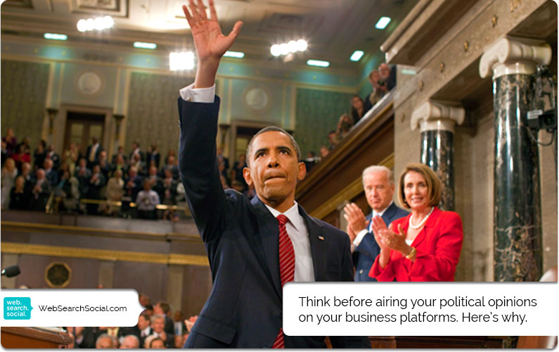 You Know Who Can Ruin Your Marketing? Obama.
