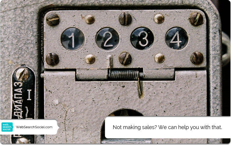 4 Reasons You're Not Making Sales (And How To Change That)