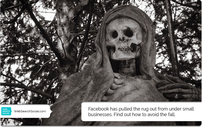 Facebook Marketing For Small Business: Dying Or Already Dead?