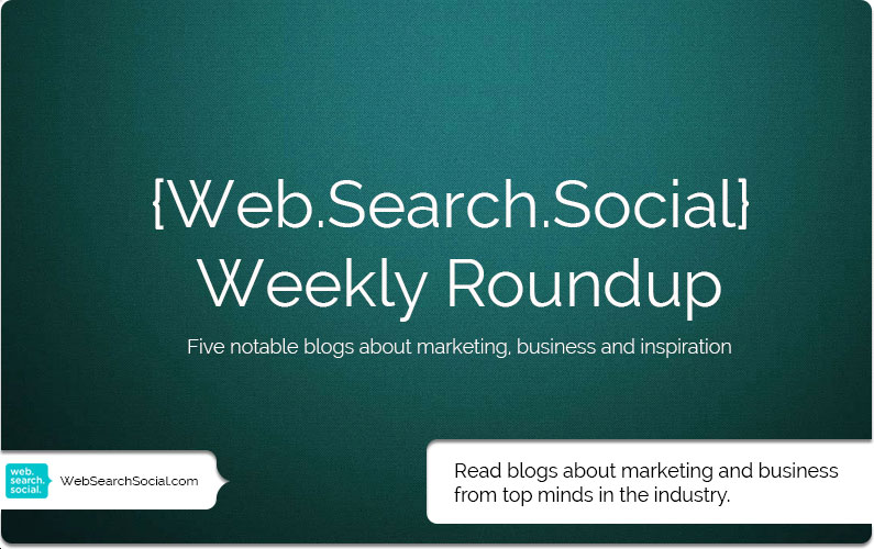 {Web.Search.Social} Marketing Roundup