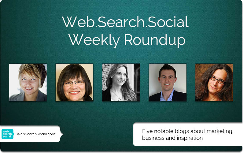 Top Marketing Blogs This Week: Improving Productivity, Creating Valuable Content And More