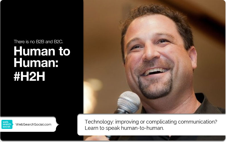 From The Bookshelf: There Is No B2B Or B2C: It's Human To Human #H2H