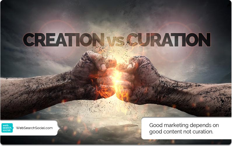 What Is The Place Of Content Curation In Marketing? Part 1