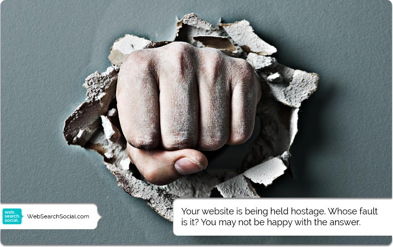 4 Mistakes That May Result In Your Website Being Held Hostage: Part 2