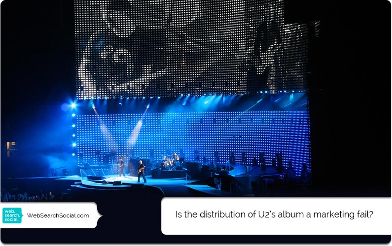 Dear Jessica Ann, The Release Of The U2 Album By Apple Is Not A Marketing Fail