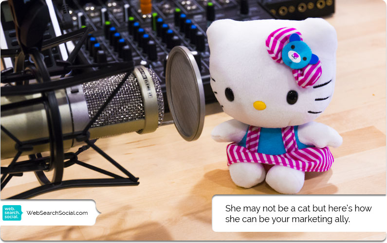 Here's Why Hello Kitty Is Your Biggest B2B Marketing Ally