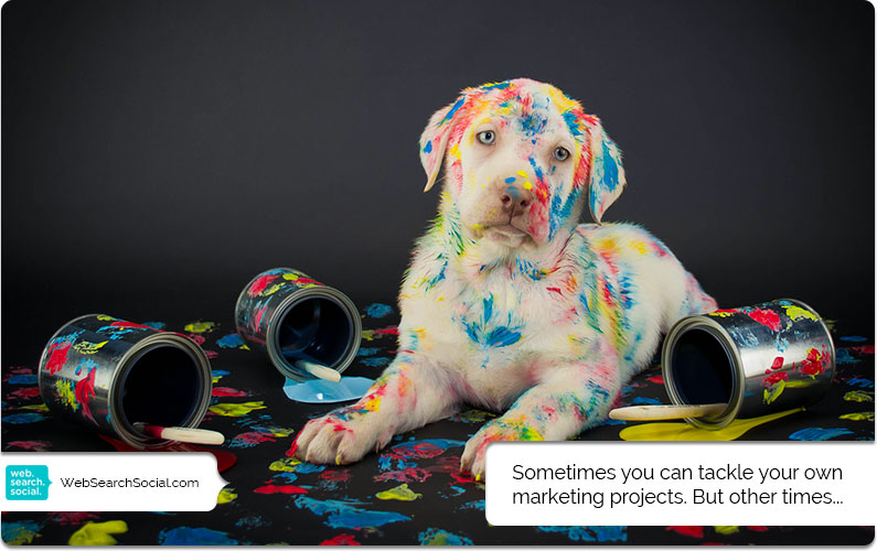 Web, Search And Social Marketing: DIY Or CTM?