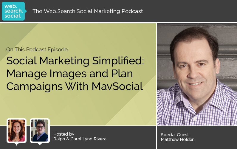 Social Marketing Simplified: Manage Images and Plan Campaigns With MavSocial