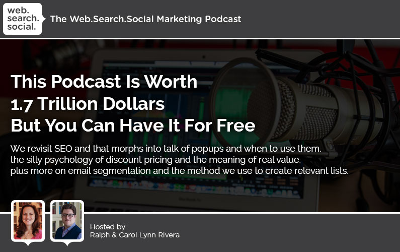 This Podcast Is Worth One-Point-Seven Trillion Dollars But You Can Have It For Free