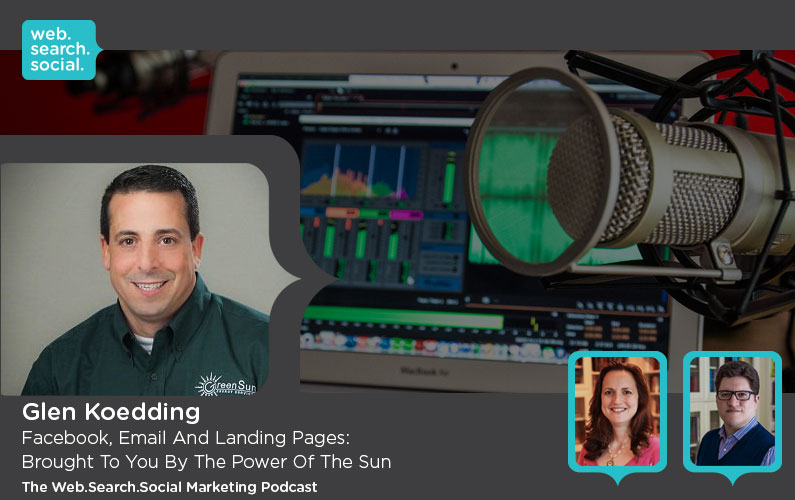 Facebook, Email And Landing Pages: Brought To You By The Power Of The Sun