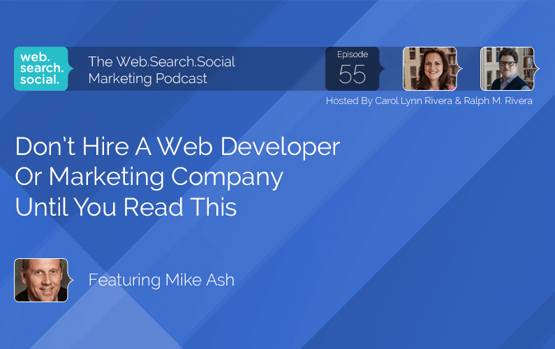 Don't Hire A Web Developer Or Marketing Company Until You Read This