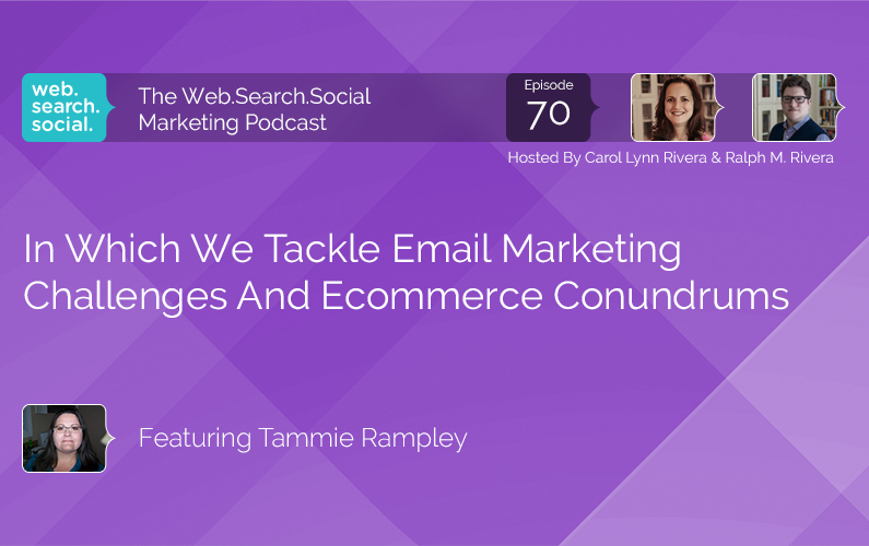 In Which We Tackle Email Marketing Challenges And Ecommerce Conundrums