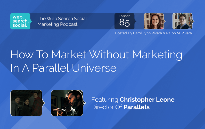 How To Market Without Marketing In A Parallel Universe
