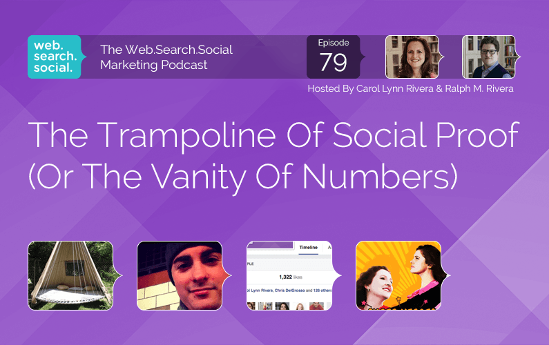 The Trampoline Of Social Proof (Or The Vanity Of Numbers)