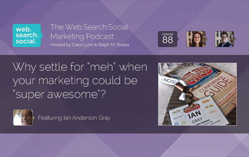 Why Settle For Meh When Your Marketing Could Be Super Awesome?