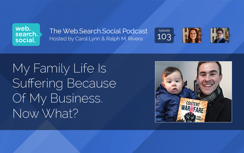 My Family Life Is Suffering Because Of My Business. Now What?