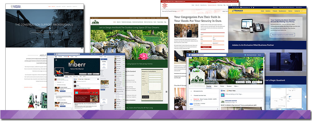 web-search-social-promotion-sample