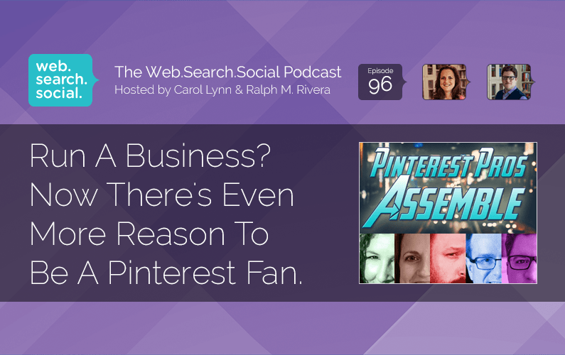 Run A Business? Now There's Even More Reason To Be A Pinterest Fan.