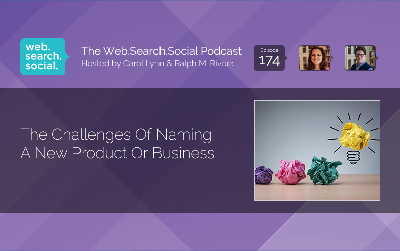 The Challenges Of Naming A New Product Or Business